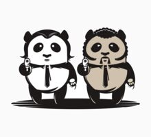 Pulp Fiction (panda) by Efimenko83
