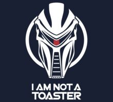 Cylon — I am not a toaster by monsterplanet