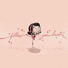 Follow your heart by Joana Pereira