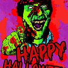 Happy Halloween Zombie Style! by digihill