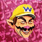 Shigeru Super Star Wa by butcherbilly