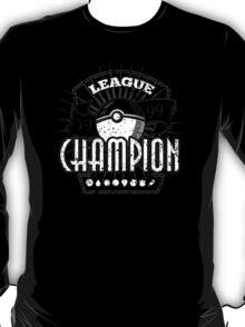 Pokemon League Champion T-Shirt
