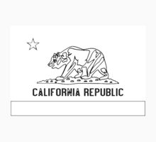 California Outline by HighDesign