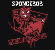 Spongebob Murderpants by 319media
