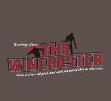 Greetings From The Winchester by zmedia
