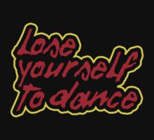 Daft Punk - Lose Yourself To Dance by wengus
