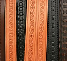 Stamped Belts by rhamm