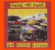 Neutral Milk Hotel - On Avery Island by statostatostato