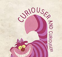 Curiouser and Curiouser!  by Chloe Morris