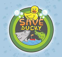 Save Ducky!  by thehookshot