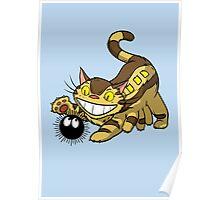 Kitten Bus! Poster
