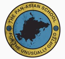 Pan-Asian School For the Unusually Gifted by misterpace