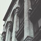 B/W Building. by Lindsay Osborne
