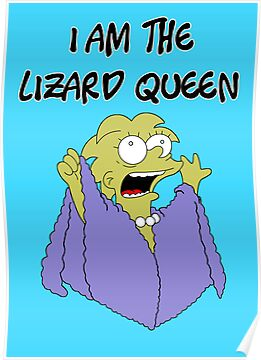 Lizard Queen Avatar