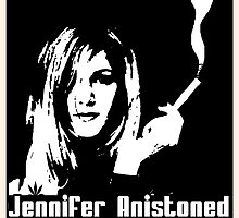 Jennifer Anistoned by mouseman