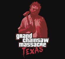 Grand Chainsaw Massacre: Texas by Baznet