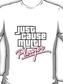 JCMP/GTA: Vice City Logo T-Shirt