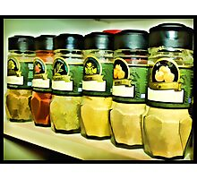 Spice It Up Photographic Print