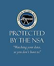 Protected by the NSA by Technohippy