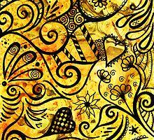 Autumn Doodle by Wealie