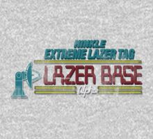 Breaking Bad's LAZER BASE by davidyarb