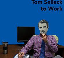 Bring Tom Selleck To Work Day 2 by FashionDump