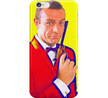 Sean Connery in From Russia with Love iPhone Case/Skin