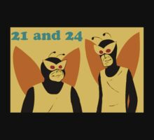 Henchman 21 and 24 by FreonFilms