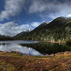 Lewis Pass Lake by Paul Duckett