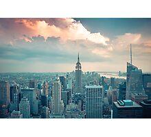 Empire State Photographic Print