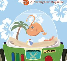 The Anglerfish Issue 6 - Chomps of Star Command by Chomps The Anglerfish
