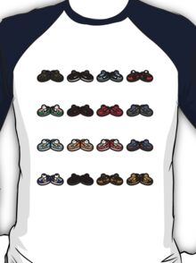 Part 1 of 2 2003 Nike SB Dunk Collection in BAPE Style T-Shirt