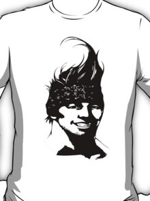 Wakka Black And White FFX T-Shirt