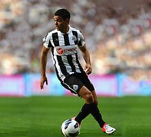 Hatem Ben Arfa Newcastle 10 by Krull