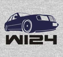 Mercedes Benz W124 - 4 by TheGearbox