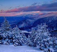 Mountain Wonderland by jsinon