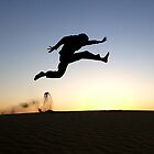 Jump to Freedom by Travelographer