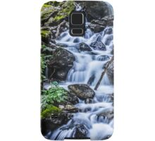 Cadair Idris Waterfall Samsung Galaxy Case/Skin