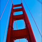 Golden Gate by Wesley Leong