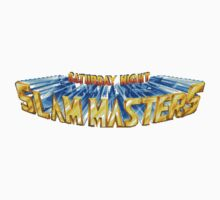 Saturday Night Slam Masters by JDNoodles