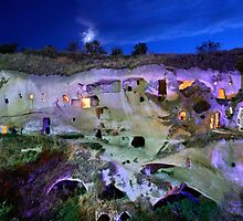 1000 & 1 nights in Cappadocia by Hercules Milas
