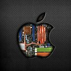 inside apple iphone case by ALIANATOR