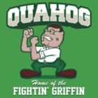 Quahog Fightin' Griffin by BiggStankDogg