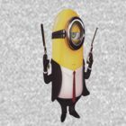 Minion James Bond by Undernhear
