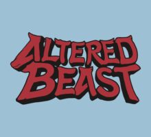 Altered Beast by MarqueeBros
