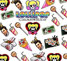 Lollipop Chainsaw Sweet Lover Theme by stle16