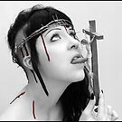 For the love of Christ by skorphoto