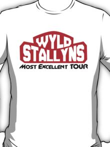 Bill & Ted's Band Tour shirt T-Shirt