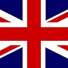 British flag by picsl8