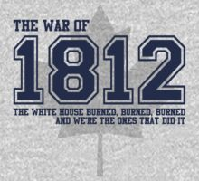The War of 1812 by dopefish